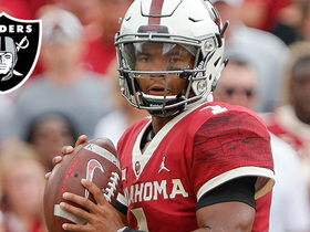 Watch: Will the Raiders trade up in the draft to get Kyler Murray?