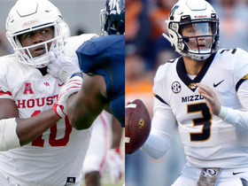 Watch: Peter Schrager breaks down new moves in his second mock draft