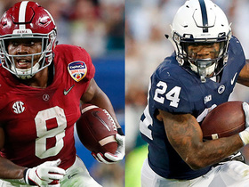 Watch: All-RB mock draft: Projecting landing spots for top running backs