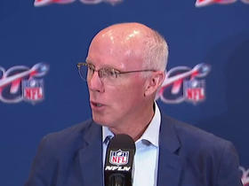 Watch: Rich McKay details approved rules changes at NFL's Annual League Meeting