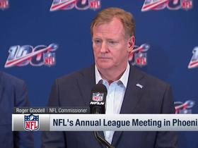 Watch: NFL's Annual League meeting full press conference