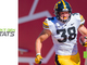 Watch: Next Gen Stats: Grading Iowa TE T.J. Hockenson