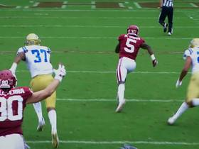 Watch: 2019 NFL Draft: Jarvis Landry to Marquise Brown
