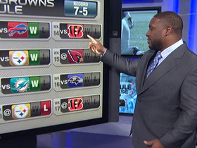 Watch: MJD predicts double-digit wins for Browns in 2019