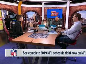 Watch: Breaking down the 2019 NFL schedule: What stood out most?