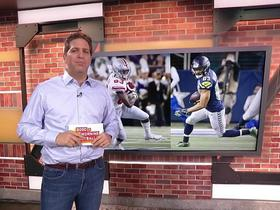 Watch: Peter Schrager breaks down NFL projections for WR Terry McLaurin