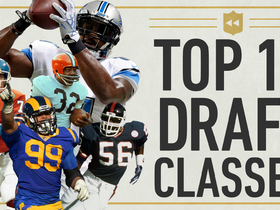 Watch: Top 10 draft classes of all time
