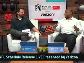 Watch: Schedule Release Live: Breaking down the biggest matchups of 2019