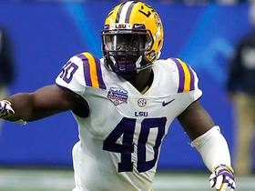 Watch: Baldy highlights the traits that make Devin White an elite LB prospect
