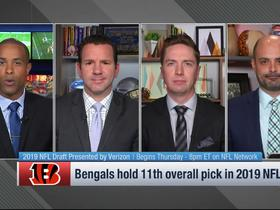 Watch: Could Bengals kick off the Zac Taylor era by drafting QB at No. 11?