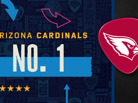 Watch: Cardinals pick No. 1 | Mock Draft Live