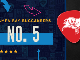 Watch: Buccaneers pick No. 5 | Mock Draft Live