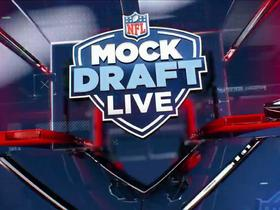 Watch: Packers pick No. 12 | Mock Draft Live