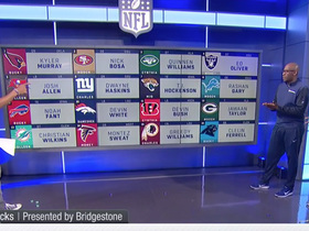 Watch: Favorite picks from 'Mock Draft Live'
