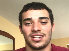 Watch: Andy Isabella: 'Playing for the Browns would be a dream come true'