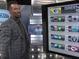 Watch: James Jones predicts Packers record for 2019 season