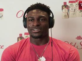 Watch: D.K. Metcalf shares his dad's draft advice