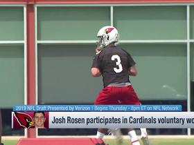 Watch: Kingsbury explains the common 'misconception' around Rosen
