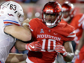 Watch: Kimberly Jones: Jets coaching staff is interested in Ed Oliver as potential No. 3 pick