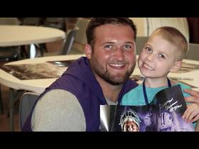 Watch: NFL 360: Dalton Risner's incredible relationship with family