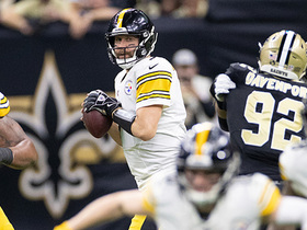 Watch: Rapoport: Steelers, Big Ben finalize two-year contract extension