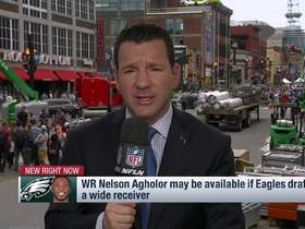 Watch: Rapoport outlines scenario that could lead to Nelson Agholor being traded