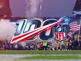 Watch: What NFL100 has in store for 2019 season