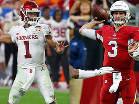 Watch: Jeremiah's 2019 mock draft: Is Murray better than Rosen?