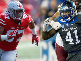 Watch: Jeremiah's 2019 mock draft: Who is best pass rusher in the draft?