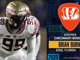 Watch: Daniel Jeremiah's 2019 NFL Mock Draft 4.0