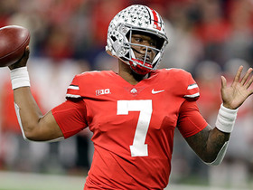 Watch: Burleson: Dwayne Haskins is the 'purest passer' in this draft