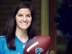 Watch: NFL Tickets for 100 Years: Hannah Pearson's Love for the Lions