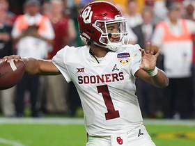 Watch: LT: Raiders could make move to get Kyler Murray at No. 1