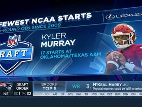 Watch: Charles Davis: It would be a 'mistake' for Cards to pass on Kyler Murray