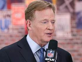 Watch: Goodell discusses significance of Nashville hosting 2019 draft