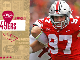 Watch: 49ers select Nick Bosa No. 2 in the 2019 draft