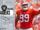 Watch: Raiders select Clelin Ferrell No. 4 in the 2019 draft