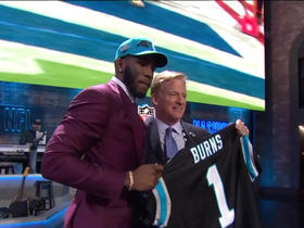 Watch: Panthers select Brian Burns No. 16 in the 2019 draft