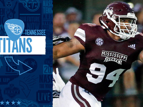 Watch: Titans select Jeffery Simmons No. 19 in the 2019 draft