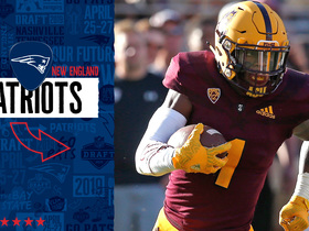 Watch: Patriots select N'Keal Harry No. 32 in the 2019 draft