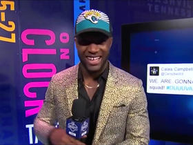 Watch: Josh Allen: 'I couldn't have gone to a better organization'