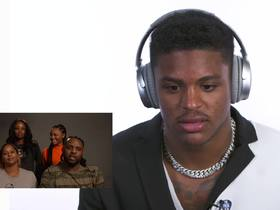 Watch: Devin Bush gets emotional after hearing family's message on draft night