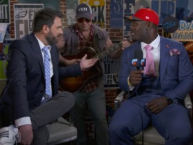 Watch: DDFP: Singing Songs with the First Rounders