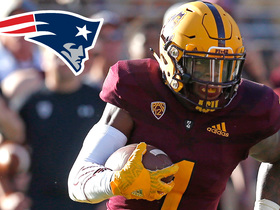 Watch: Why N'Keal Harry will have the biggest impact in the AFC East