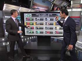 Watch: Sanchez predicts double-digit wins for Jets in '19