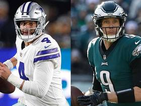 Watch: Dak Prescott vs. Carson Wentz: Which QB is in a better situation?