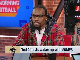 Watch: Ted Ginn Jr. explains what makes Drew Brees a one-of-a-kind player