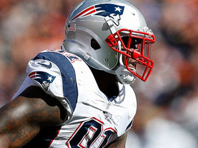 Watch: Rapoport: Patriots 'in talks' to bring Jamie Collins back to New England