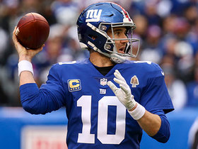 Watch: David Carr uses game film to show why Eli Manning 'still has it'