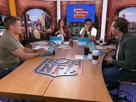 Watch: 'GMFB' chooses their favorite veteran/young player duos in the NFL